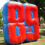 balão inflável 89 FM