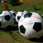 blimp-bola de futebol