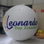 blimp-dirigível-inflável-Dr. Leonardo