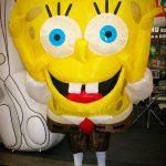 fantasias-infláveis-bob esponja calça quadrada