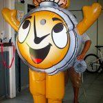 fantasias-infláveis-relógio feliz