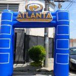 portal inflável Atlanta