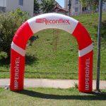 portal inflável Reconfles