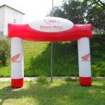 portal inflável Mearim Motos