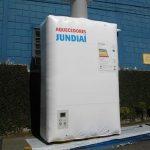 replica inflável ar condicionado