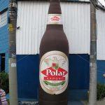 replica inflável cerveja polar export