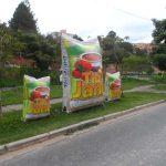 replica inflável Tio jane