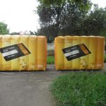 replicas infláveis cartão safra basf