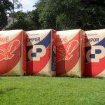 replicas infláveis sementes cimpor