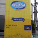 replica inflável farinha de trigo viviana