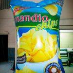 replicas-inflaveis-salgadinho mandio chips
