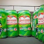 replicas-inflaveis-lata de guaraná antartica
