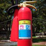 replicas-infláveis-extintor de incêndio