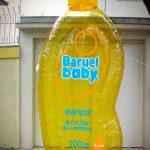 replicas-infláveis-baruel baby shampoo infantil