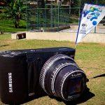 replicas-infláveis-Máquina fotográfica