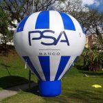 roof-top-inflável-PSA branco e azul