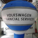 roof-top-inflável-volkswagem financial services
