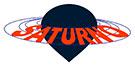 Balões Inflávelis Saturno Logo 20 Anos