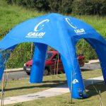 Caloi tenda inflável