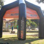 tenda inflável Neo nutri