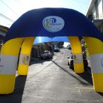 tenda inflável CFI