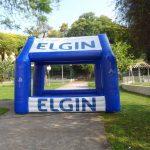 Elgin tenda inflável