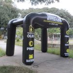 tenda inflável Import-car