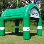 tenda inflável OnNet
