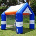 tenda inflável Otimiza