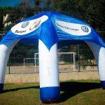 tenda-inflável-Pampa volkswagen