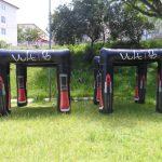 tenda inflável VULT
