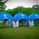 tendas-infláveis azul banco volkswagen