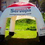 tenda-inflável-consórcio servopa