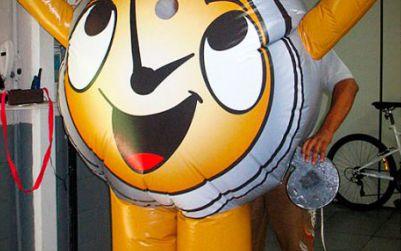 fantasia infláveis